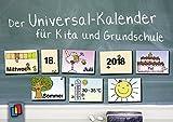 Der Universal-Kalender für Kita und Grundschule, 2018