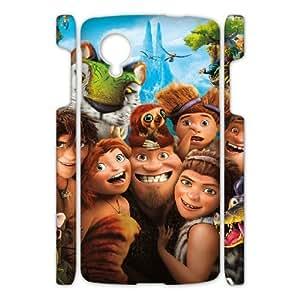Custom Phone Case The Croods For LG G3 NC1Q02025
