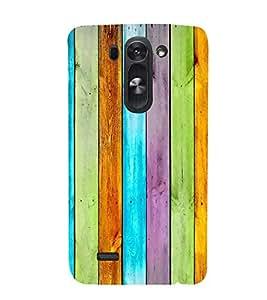 Fiobs Designer Back Case Cover for LG G3 Mini (Wood Plant Trees Multi Color Beautiful)