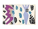 """Il lanciatore di coltelli, Piatto Xv da """"Jazz 1943di Henri Matisse Stampa Artistica Poster"""