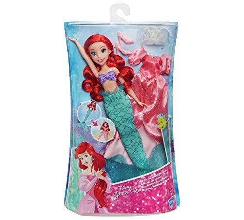 New 2017 disney princess above the waves wardrobe doll