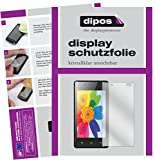 dipos I 6X Schutzfolie klar passend für Hisense HS-U610 Folie Displayschutzfolie