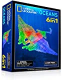Laser Pegs 6-in-1 National Geographic Ocean Construction Set