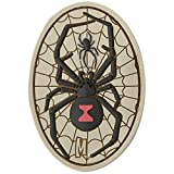 Maxpedition Black Widow (Arid) Moral Patch