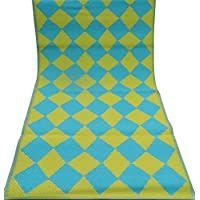 tappetino artigianale modello di plastica geometrici tappeto straccio polipropilene materiale