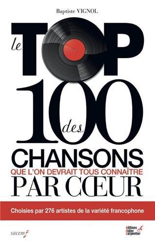 Le Top 100 chansons que l'on devrait tous connaître par coeur par Baptiste Vignol
