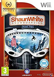 Shaun White : Snowboarding road trip - Nintendo Selects