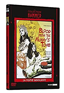 Blood from the Mummy's Tomb (La momie sanglante)