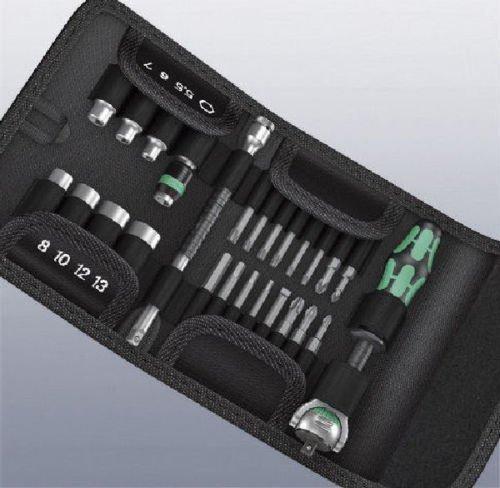 Preisvergleich Produktbild rdgtools Wera 051045Kraftform Kompakt teilig Zyklop Steckschlüssel Set Ratsche 1 / 10