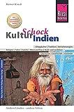 Reise Know-How KulturSchock Indien: Alltagskultur, Traditionen, Verhaltensregeln, ... - Rainer Krack