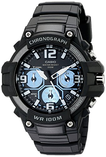 Casio MCW-100H-1A2VCF  Digital Watch For Unisex