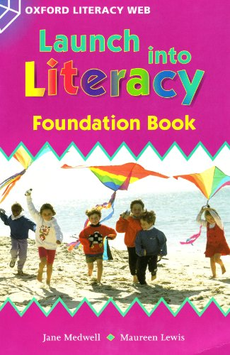 Launch into Literacy Foundation. Student's Book