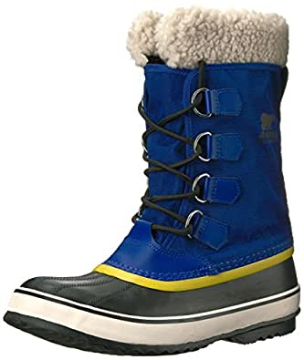 Sorel Winter Carnival, Bottes de Neige Femme, Bleu (Aviation/Black), 41.5 EU