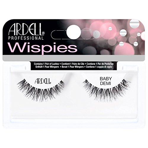 ARDELL False Eyelashes - BABY DEMI Wispies Black