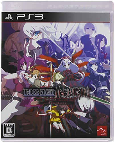 Arc System Works Under Night In-Birth Exe:Late Básico + complemento PlayStation...