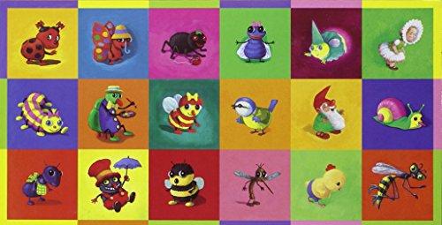 Coffret Collector Drôles de Petites Bêtes - 6 ouvrages dans une boîte collector !