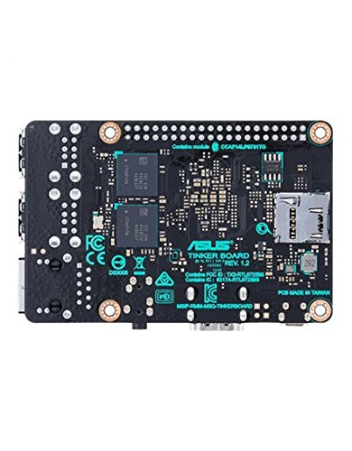 51rv92wbn9L - BEST BUY #1 ASUS 2 GB SBC Tinker Board - Black Reviews and price compare uk
