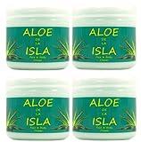 Creme Aloe de la Isla 300ml x 4 Stück