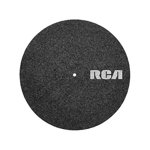 RCA 84034 Couvre Plateau Vinyles Noir
