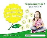 Nuevo jardín de las letras. Consonantes 1. Pauta: Lectoescritura Pauta (Educación Infantil Algaida. Lectoescritura) - 9788490677308