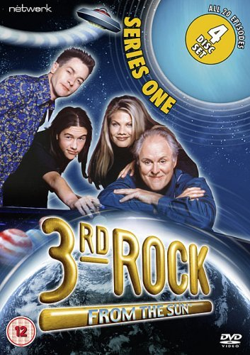 Third Rock From The Sun - Series 1 - Complete [1996] [DVD] by John Lithgow