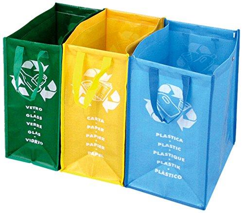 Mongardi R7018C99 Bolsas para Reciclaje
