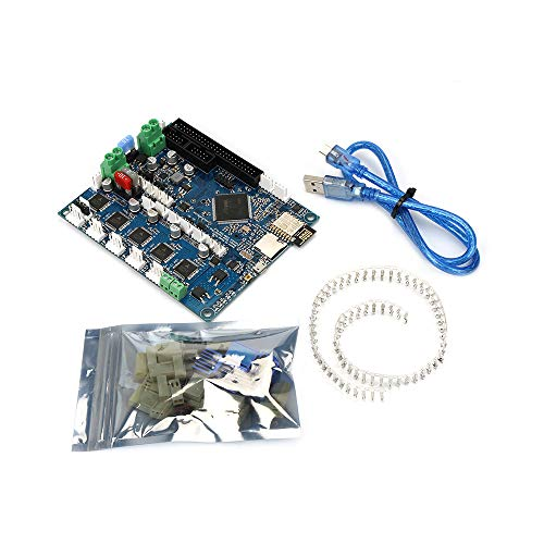 FYSETC Kit placa base impresora 3D Duet 2 Wifi V1.04