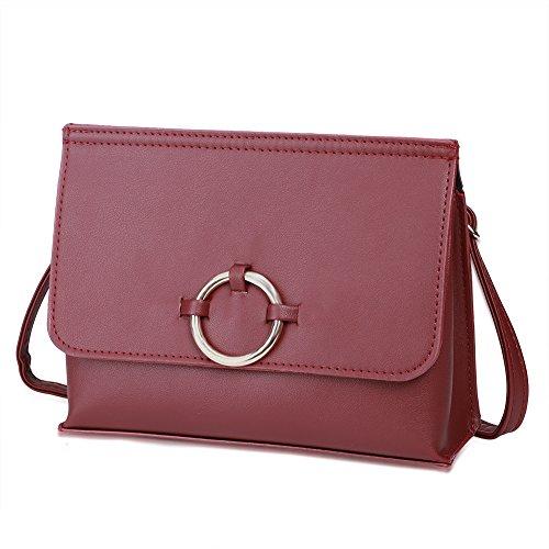Lady pacchetto circa la borsa moda europea (colori assortiti)-C D