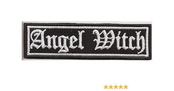 ANGEL WITCH Motorcycle Club Rangabzeichen Biker Aufn/äher Patch Abzeichen