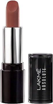 Lakmé Absolute Matte Revolution Lip Color, 303 Wild Brown, 3.5 g