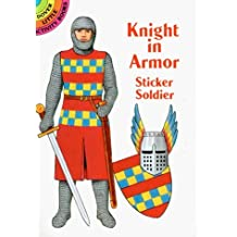 Knight in Armor Sticker Soldier (Dover Little Activity Books Paper Dolls) by A. G. Smith (1997-07-11)