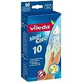 Vileda Multi Care 10 - Einmalhandschuhe aus Nitril, Größe S/M, 4er Pack (4 x 10 Stück)