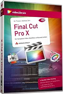 Final Cut Pro X - Video Training (PC+MAC+Linux)