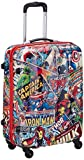 American Tourister Suitcase, 65 cm, 52 Liters, Marvel Comics