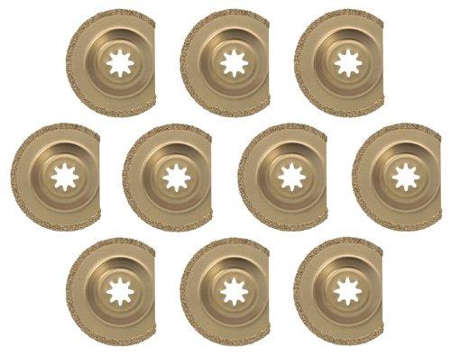 FEIN - DISCOS PARA SIERRA CIRCULAR (CARBURO  63 MM  10 UNIDADES)