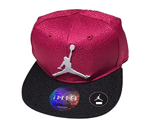 748d84405 Nike Air Jordan Jumpman Elephant Print Adjustable Youth Cap 8 20
