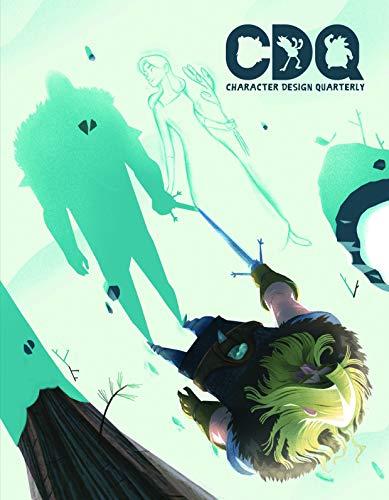 Character Design Quarterly di 3D Total Publishing,Sophie Symes