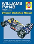 Haynes Williams FW14B Manual 1992 All...