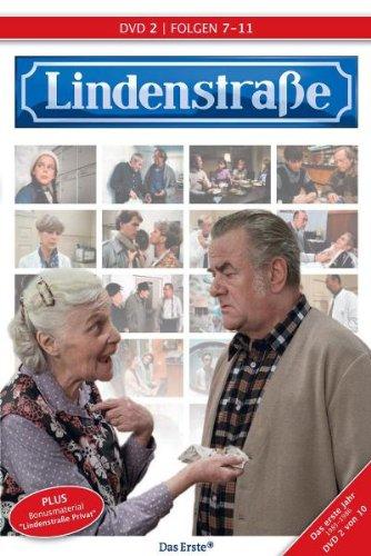Lindenstraße - DVD 02 (Folge 7 - 11)