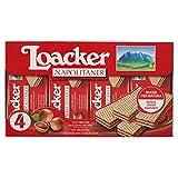 Loacker - Wafers, Con Crema Alla Nocciola - 6 pezzi da 180 g [1080 g]