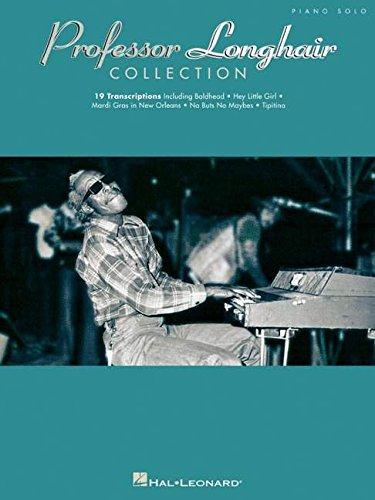 Professor Longhair Collection Piano: Songbook für Klavier