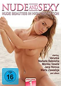 Nude and Sexy - Vol.1 [Import allemand]