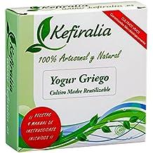 KEFIRALIA Fermento de Yogur Griego, Cepa Tradicional