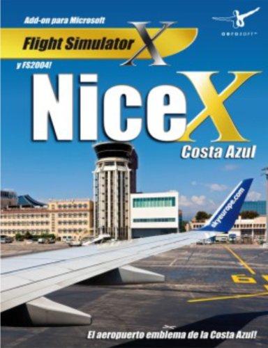 Nice - Côte d'Azur X (Add-on pour Microsoft Flight Simulator X et 2004)