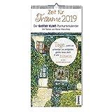 Zeit für Träume 2019: Der Gustav-Klimt-Postkartenkalender