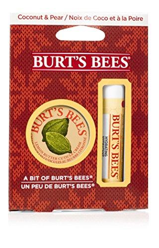 Burt's Bees Kokosnuss & Birne Geschenkset, 1er Pack (1 x 2 Stück)