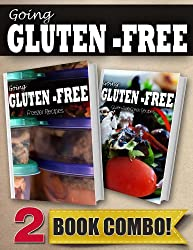 Gluten-Free Freezer Recipes and Gluten-Free Greek Recipes: 2 Book Combo (Going Gluten-Free) (English Edition)