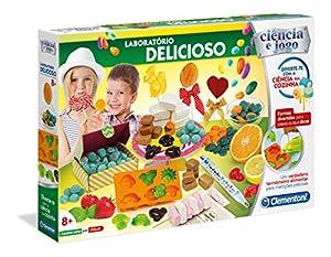 Clementoni - LABORATÓRIO DELICIOSO (67545 - Versión Portuguesa)
