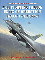 F-16 Fighting Falcon Units of Operation Iraqi Freedom (Combat Aircraft): Vipers Over the Desert