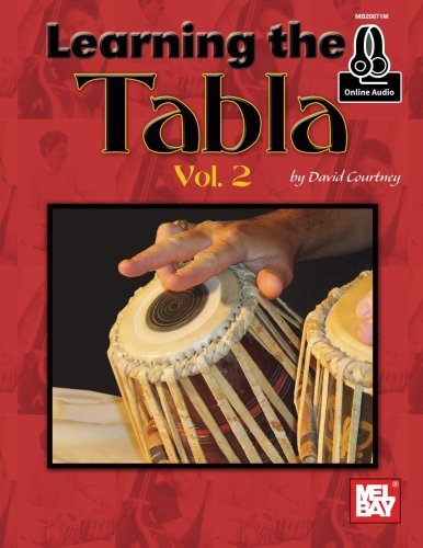 Learning the Tabla, Volume 2 (Book/Online Audio)